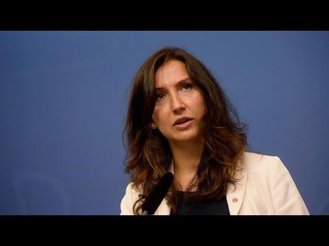 Suède: l'ascension d'une jeune ministre stoppée par un délit d'ivresse