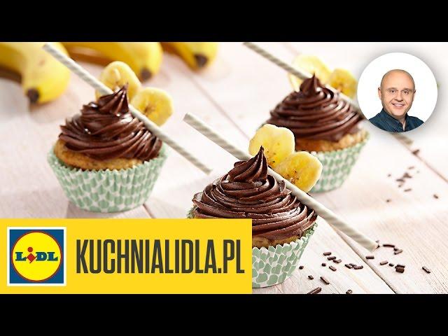 Muffiny Bananowe Z Czekolada Pawel Malecki Przepisy Kuchni Lidla Youtube