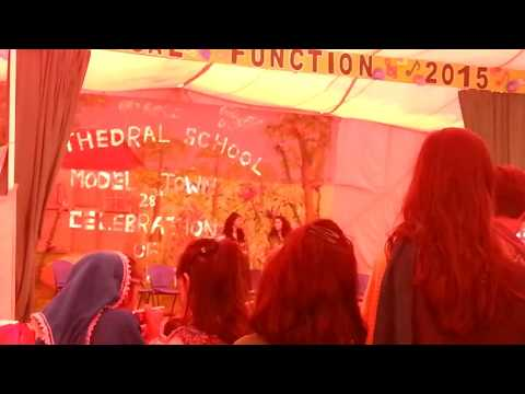 Annual function 28 November 2015 cathedral school no 4 songs skit part 1