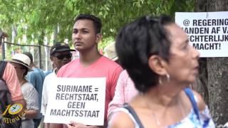 Het 10 Minuten Jeugd Journaal uitzending 12 juli 2017 (Suriname / South-America)