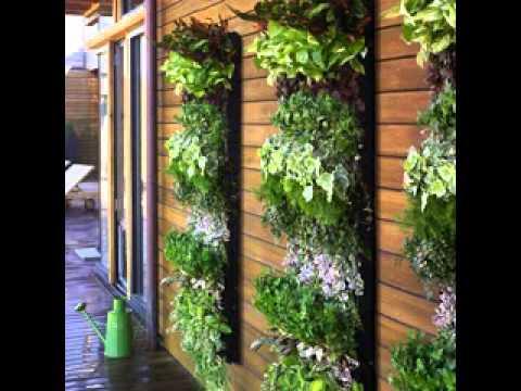 Wall Herb Garden Ideas Indoor