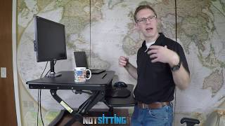 Sit Stand Desk Converter Pros And Cons