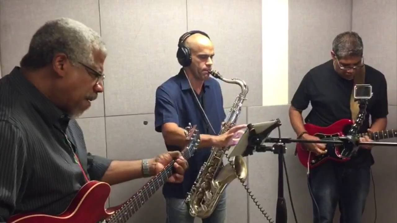 Leo & Isaac Sessions - Miguel Feat. Frank Quintero - Pablo Gil - Gabriel Vivas - Silvano Monasterios