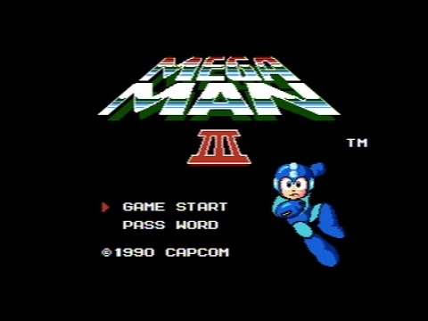 Mega Man 3 Cover Playthrough