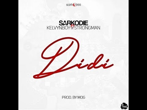 INSTRUMENTAL : Sarkodie – Didi (feat.  Kelvynboy & Strongman)(Prod.  by MOG Beatz) | Beatz Nation