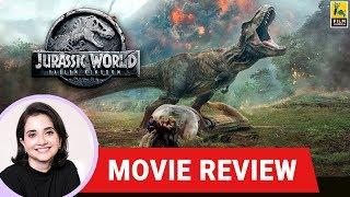 Anupama Chopra's Movie Review of Jurassic World: Fallen Kingdom | J. A. Bayona | Chris Pratt