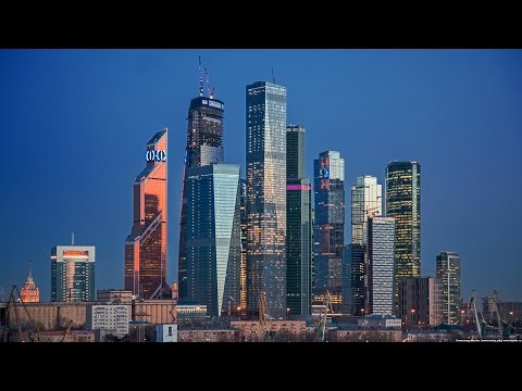 TOP 10 Tallest Buildings In Moscow Russia 2016/TOP 10 Rascacielos Más Altos De Moscú Rusia  2016