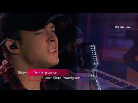 Perdóname - SIXTO REIN | Live Acoustic