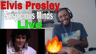 Download Elvis Presley - Suspicious Minds Live in Las Vegas (Reaction)