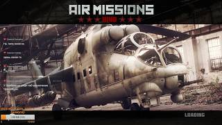 Air Missions Hind. Аркада с лопостями.