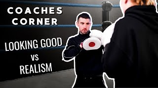 Are your Boxing Drills Realistic   Boxing Coaching