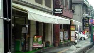 北海道小樽散策バス:駅~堺町通り~石原裕次郎記念館