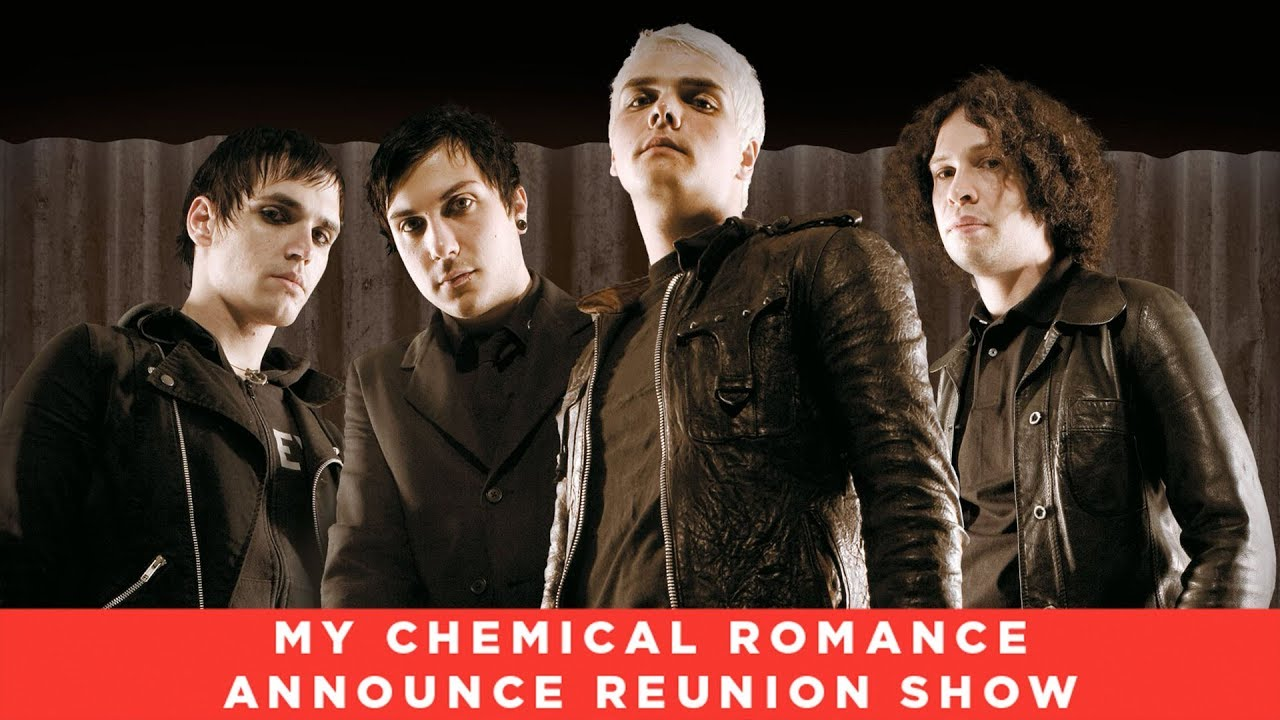 My Chemical Romance Announce Reunion Show After Six-Year ...