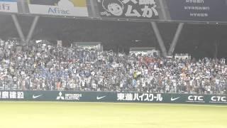2014年7月18日 マツダオールスターゲーム2014 第1戦 西武ドーム 両リー...