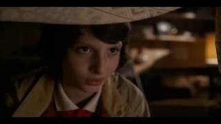 "Mike & Eleven / Stranger Things ~ ""You're In Trouble, Aren't You?"" Scene"