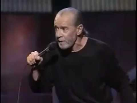George Carlin on social collapse