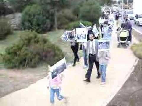 Palestine Mobile Photo Exhibition in Castellon, Spain