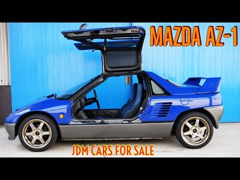 Mazda AZ1 For Sale JDM EXPO (2661, S8268) I JDM CARS For Sale