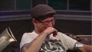 Corey Taylor On Masked Sex & Working With Slash