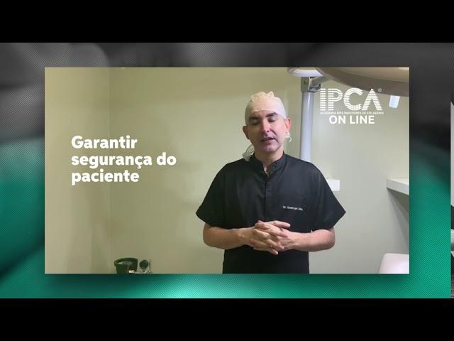 IPCA - PROCEDIMENTO TÉCNICO DEPENDENTE