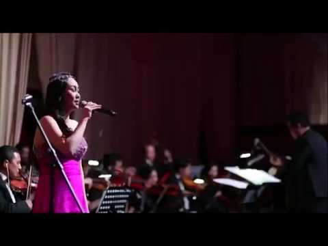 The Sound of Music - Angela July with Orchestra at Singapore
