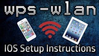 IOS Connection WPS-WLAN (Westport Public Schools)