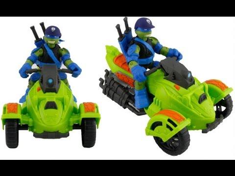 tortues ninja jeunes mutants vhicule leonardo figurines jouets pour les enfants