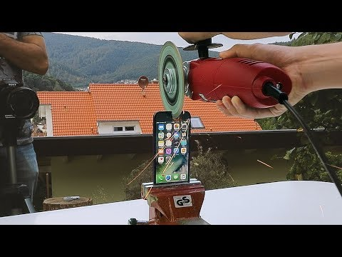 ၾကည့္ရႈသူေပါင္း သန္းနဲ ့ခ်ီလာတ့ဲ iPhone 7 ကို ျဖတ္စက္နဲ ့ျဖတ္ျပီး စမ္းသပ္ျပသထားတ့ဲ ဗီဒီယိုဖိုင္