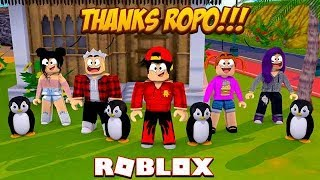 ROBLOX - GIVING AWAY ADOPTED PENGUINS!!!