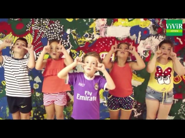 VIVIR JAMILENA || Videoclips en lengua de signos por alumnos de la escuela de verano