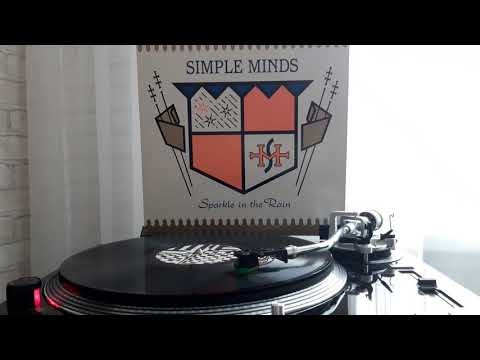 Simple Minds - Speed Your Love To Me (on Vinyl Record)