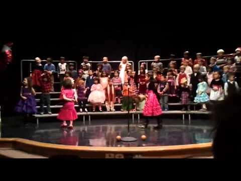 Sahasra's Perfomance @ Preschool (Becks Montessori)