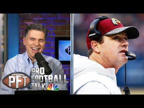 PFT Draft: NFL people on hot seat after Week 3 | Pro Football Talk | NBC Sports
