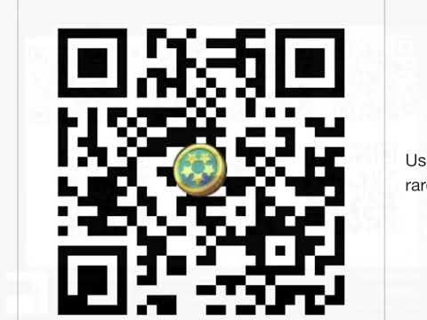 Yo Kai Watch 2 Qr Codes 5 Green Light Blue And Orange Qr Codes