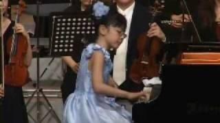 木村葵さん演奏: ピアノ協奏曲 第23番 イ長調 K.488 第1楽章(モーツァ...