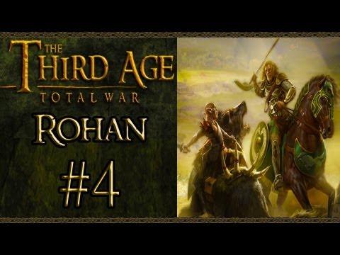 Third Age Total War: Rohan Campaign (VH/VH) - Part 4 - Destroying Isengard's Armies