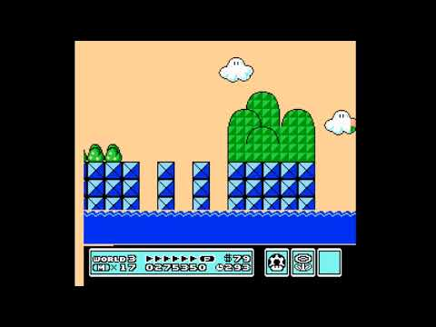 Super Mario Bros 3 #5 – Really Big Fish