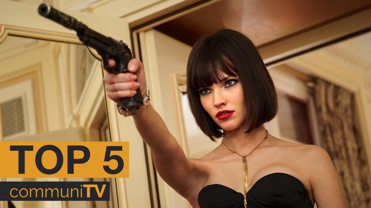 Download Top 5 Female Assassin Movies