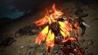 Path of Exile: Phoenix Wings