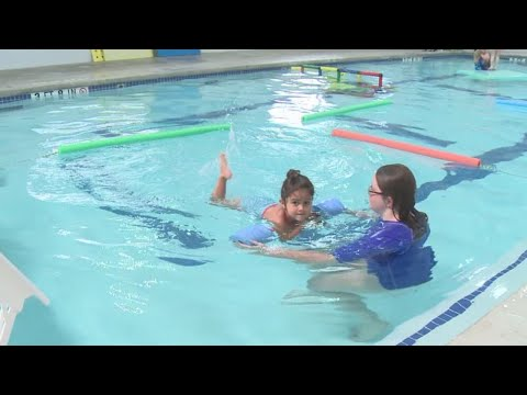 Why the city wants your kids to start swim lessons at 6 months old