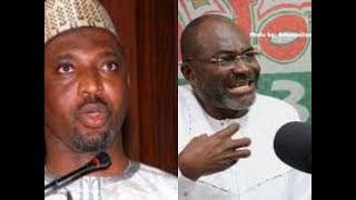 Muntaka finally explains why he is beefing with kennedy Agyapong