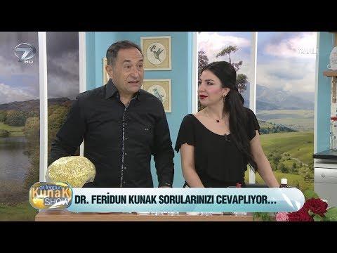 Dr. Feridun Kunak Show - 3 Mayıs 2018