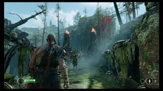 God of War - Environments #1 - Vidéo Commentée (FR/PS4 Pro)