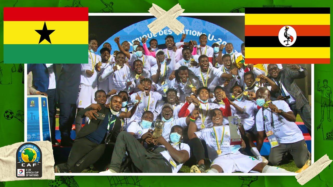 Ghana vs Uganda | AFCON U20 FINAL HIGHLIGHTS | 3/6/2021 | beIN SPORTS USA