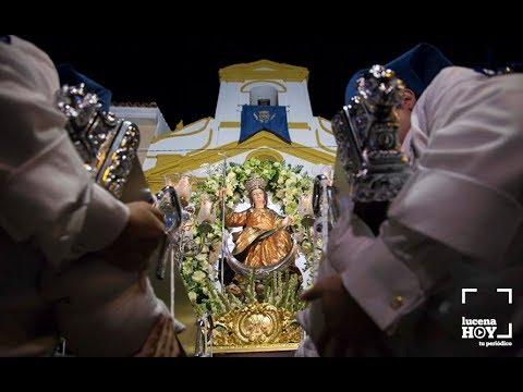 VÍDEO: Nuestro reportaje sobre la procesión de la Virgen de la Aurora