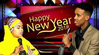 BARNAAMIJKA SANADKA CUSUB IYO XIDIGAHA FANSAN 2018.  HAPPY NEW YAER SAAB TV