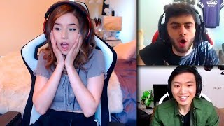 Pokimane LEAKED Her Phone Number ON STREAM!? | Box Box 300IQ | Imaqtpie | Yassuo | LoL Funny Moments