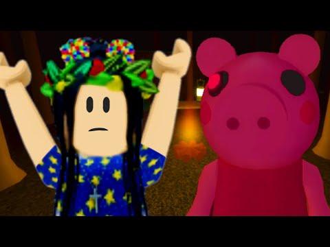 Fundo Do Jogo Piggy Roblox A Bacon Peppa Assassina Piggy Alpha New Chapter 4 Youtube
