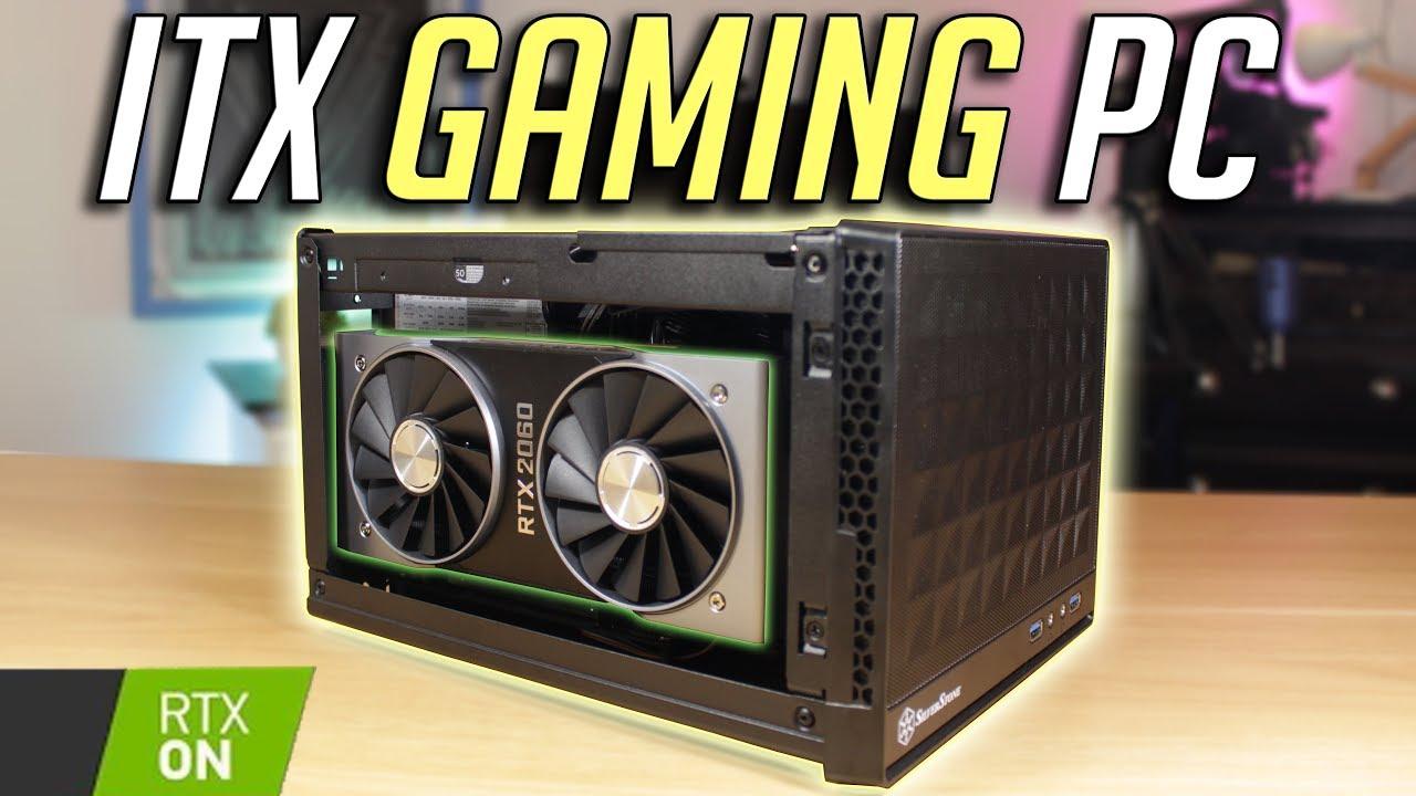$1000 ITX Gaming PC! (RTX 2060 + Ryzen 7)