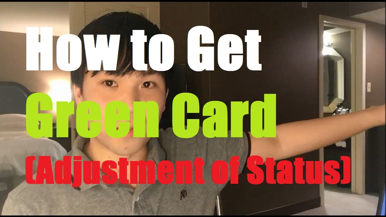 Adjustment of status how to get green card through marriage aos adjustment of status how to get green card through marriage aos i 485 falaconquin